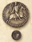 Sigillo di Tibaldo III di Champagne