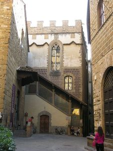 Palagio di Parte Guelfa a Firenze