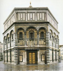 Battistero di S. Giovanni a Firenze
