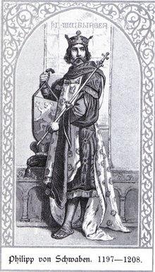 Re Filippo di Svevia